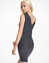 Klänningar - Vila Pinstriped Dress