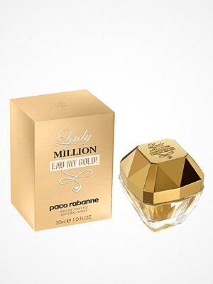 Parfym - Paco Rabanne Lady Million Eau My Gold Edt 30ml Transparent