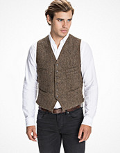 Jackor - Denim & Supply Ralph Lauren Tweed Waistcoat