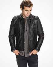 Jackor - J Lindeberg Trey 46 Winter Leather
