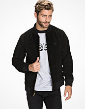 Jackor - Obey Downtown Suede Jacket