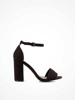 NLY Shoes Block Heel Sandal Svart