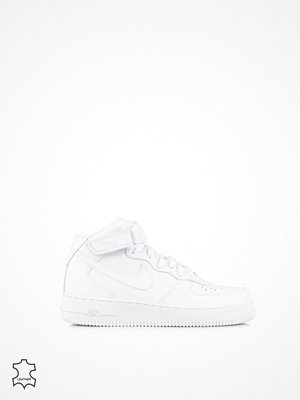 Nike Air Force 1 Mid '07 Leather Vit