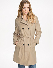 Vila Vishina Long Trenchcoat