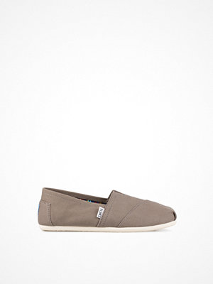 Toms Canvas Ash