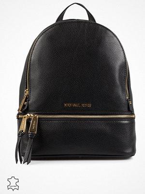 MICHAEL Michael Kors svart ryggsäck Rhea Zip Md Backpack