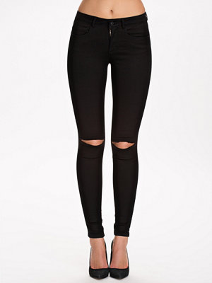 Only onlROYAL Reg Sk Kneecut Jeans PIM60
