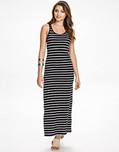 Only Abbie Stripe Long Dress