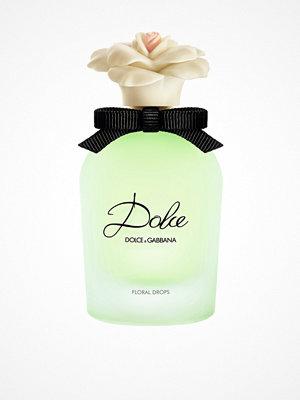 Parfym - Dolce & Gabbana Dolce Floral Drops Edt 50 ml Transparent