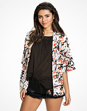 Miss Selfridge Palm Crepe Jacket