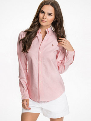 Polo Ralph Lauren Harper Long Sleeve Shirt Rosa