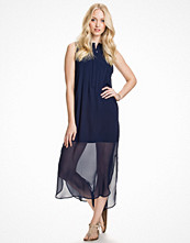 Dagmar Fol Silk Dress
