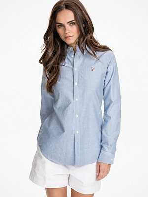 Polo Ralph Lauren Harper Long Sleeve Shirt Blå