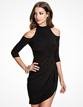 NLY One Halterneck Wrap Dress
