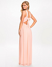 Nly Eve Tie Back Maxi Dress