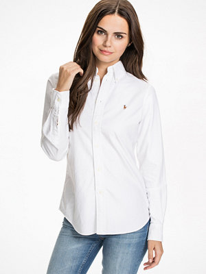 Polo Ralph Lauren Harper Long Sleeve Shirt Vit