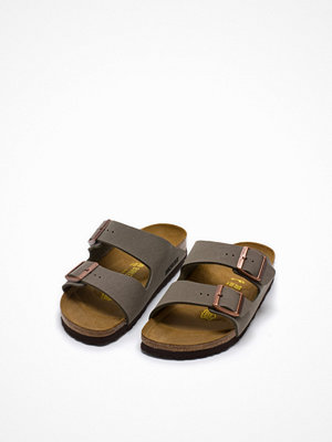 Birkenstock Arizona Narrow Fit Stone