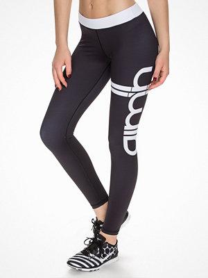 Sportkläder - Aim'n Stripe Logo Tights Randig