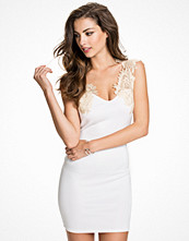 NLY One Lace Shoulder Dress