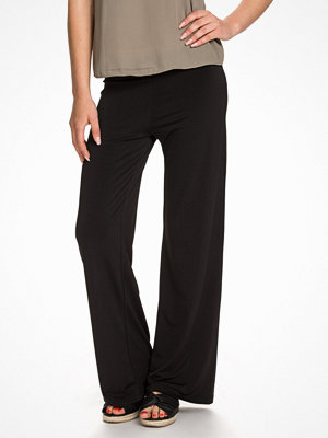 Sisters Point svarta byxor Gro Pants Black