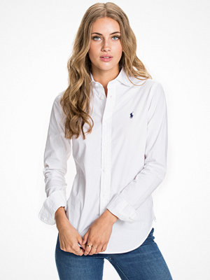 Polo Ralph Lauren Kendall Long Sleeve Shirt White