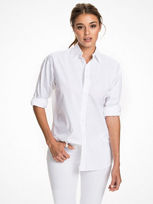 Polo Ralph Lauren Ellen LS Shirt White
