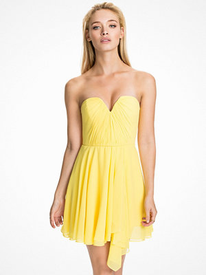 New Look Chiffon Bandeau Prom Dress