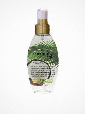 Hårprodukter - OGX Coconut Milk Oil Mist 118 ml Transparent