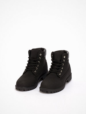 NLY Shoes Lace Boot