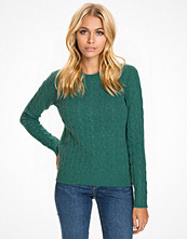 Polo Ralph Lauren Julianna Wool Sweater Green