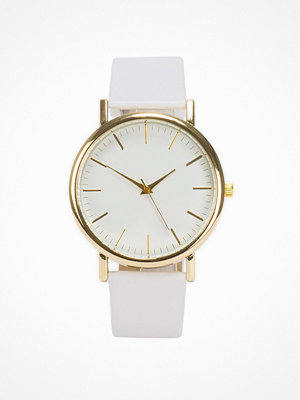 Klockor - NLY Accessories Plain Watch Vit
