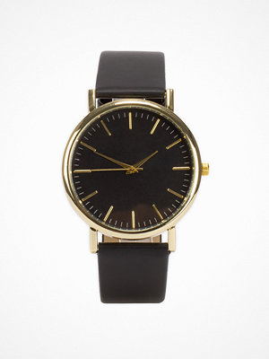 Klockor - NLY Accessories Plain Watch Svart