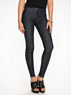 Dr. Denim Solitare Leggings Raw denim