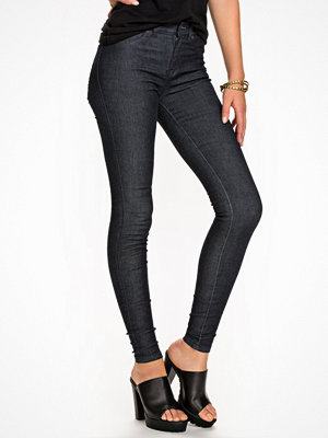 Dr. Denim Plenty Denim Leggings Raw denim