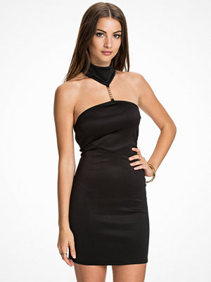 NLY One Polo Neck Trim Dress