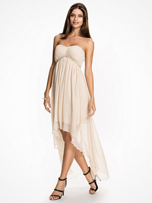 NLY Eve High Low Bandeau Dress