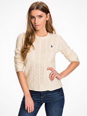 Polo Ralph Lauren Julianna Wool Sweater Cream