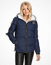 d.brand Eskimå Down Jacket navy/white