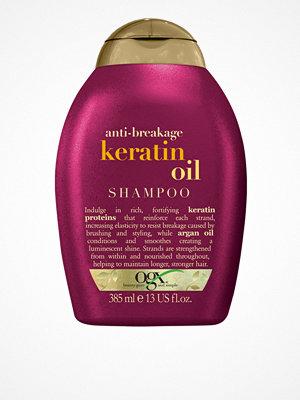 Hårprodukter - OGX Keratin Oil Shampoo 385 ml Transparent