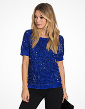 NLY ICONS Velvet Sequin Sweater