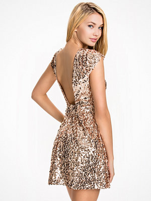 NLY One Sequin Skater Dress