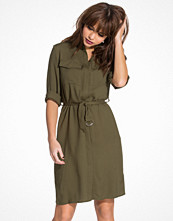 Topshop Utility Shirt Dress