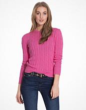 Polo Ralph Lauren Julianna-Classic-Long Sleeve-Sweater Pink