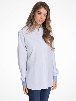 Hunkydory Selma Shirt Blue Stripe