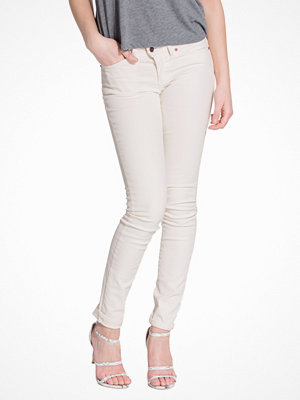 Hunkydory H.D Coated Denim Chalk