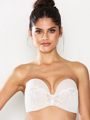 BH - Wonderbra Glamour Perfect Strapless Bra Ivory