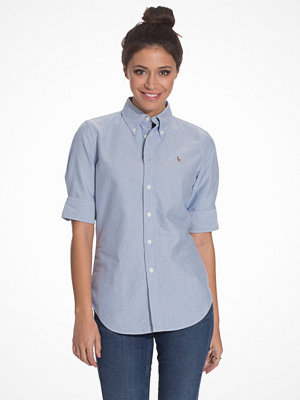Polo Ralph Lauren Jenny Shortsleeve Shirt Blue