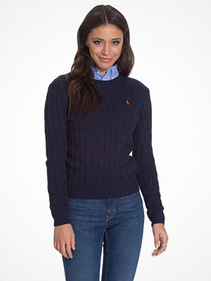 Polo Ralph Lauren Julianna-Classic-Long Sleeve-Sweater Navy