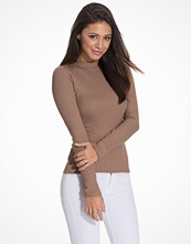 NLY Trend Rib Turtleneck LS Top