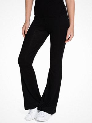 NLY Trend svarta byxor Show Pants Svart